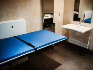 ada restroom design special needs for