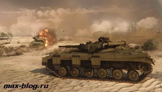 Игра-Armored-Warfare-Обзор-и-прохождение-игры-Armored-Warfare-2