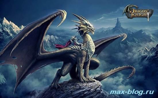 Игра-Dragon-Knight-Обзор-и-прохождение-игры-Dragon-Knight-2
