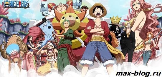 Игра-One-Piece-Обзор-и-прохождение-игры-One-Piece-4