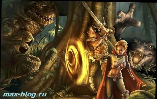 Игра-Neverwinter-Обзор-и-прохождение-игры-Neverwinter-3