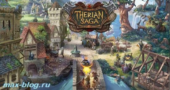 Игра-Therian-Saga-Обзор-и-прохождение-игры-Therian-Saga-2