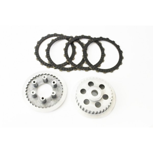 Clutch Disc & Plate Set available now on Max-Motorcycles