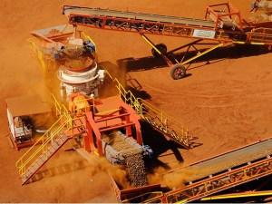 MXP2 Iron ore MAX Plant mining project Australia 9
