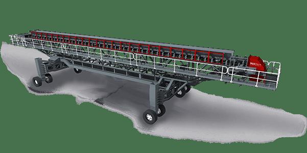 Follower conveyor