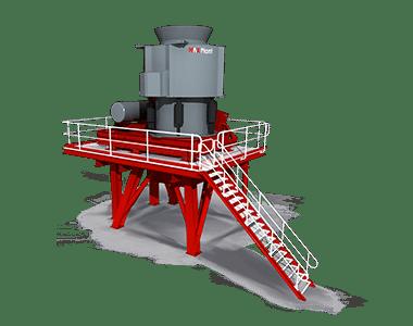 Modular cone Crusher