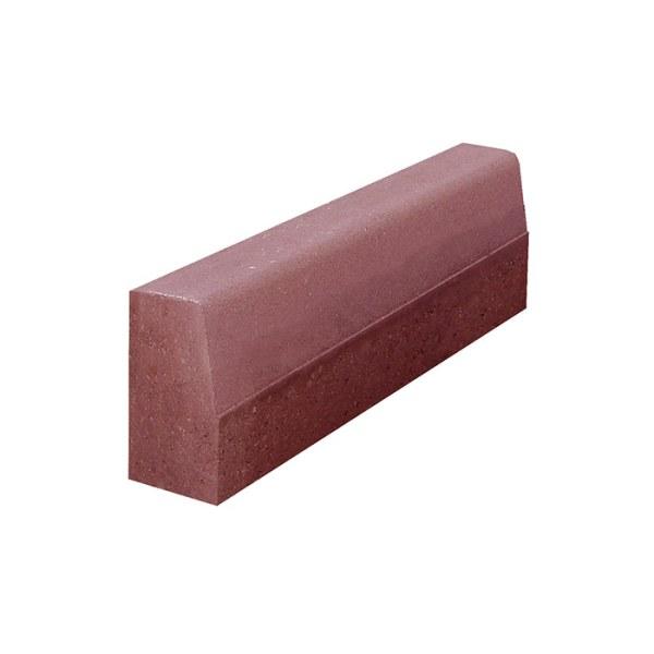 Bordura BDZT3 50x10x15 cm Elpreco, rosu