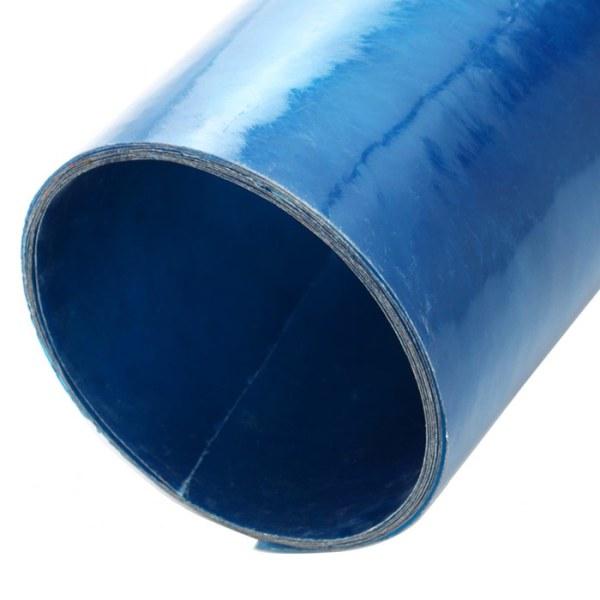 Rola fibra de sticla plana albastra