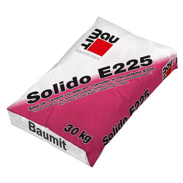Sapa egalizare Baumit Solido E160 interior/exterior 30 kg
