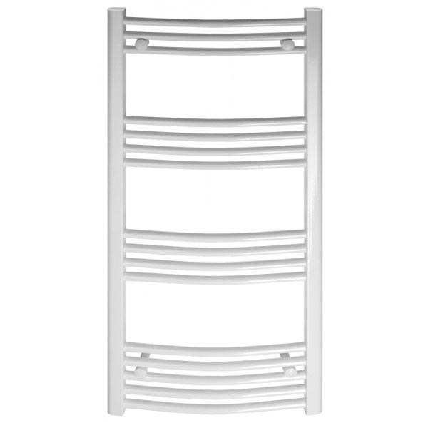 Radiator baie Ferroli Talia PP alb, curbat, 500X1000 mm
