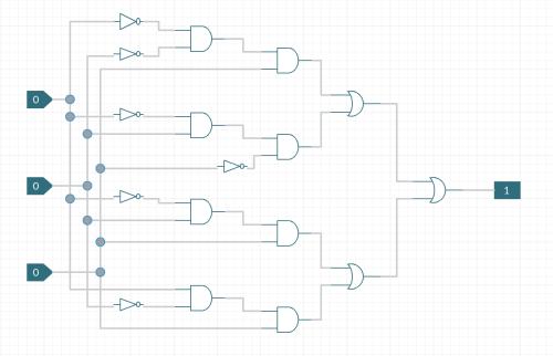 small resolution of sample circuit diagram