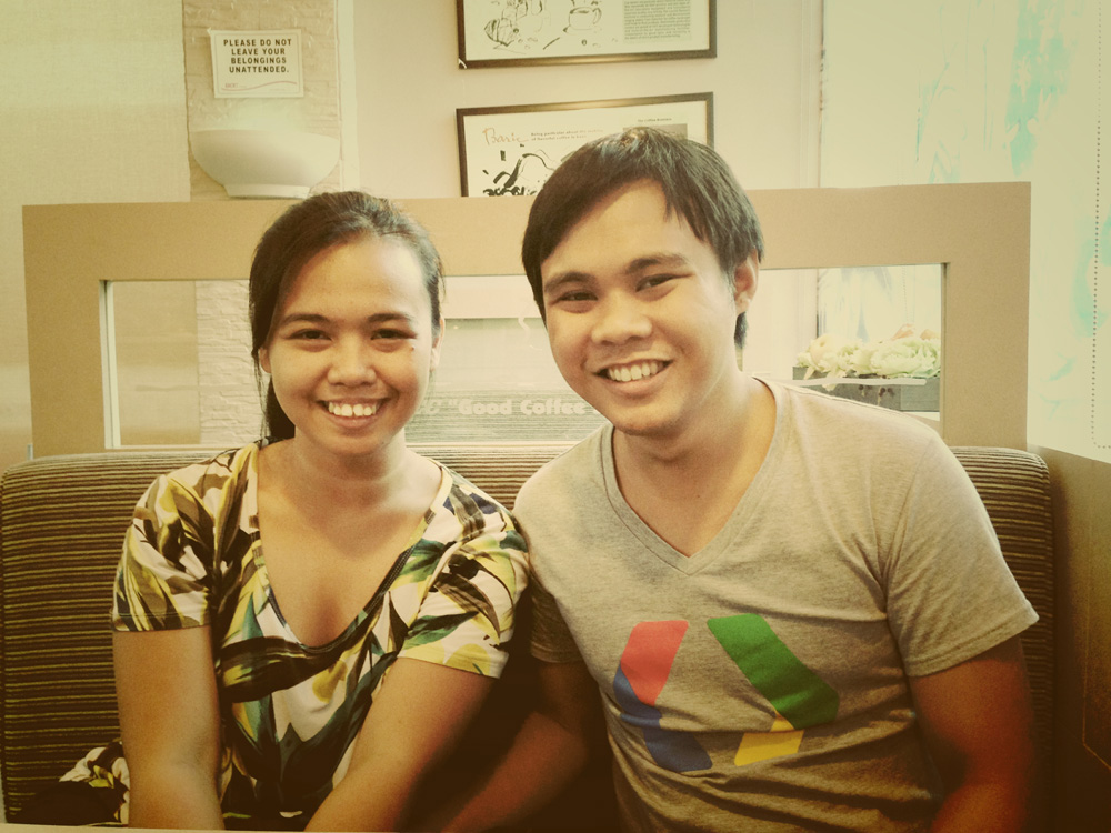 SpellDial. Albert Padin and Nicole Macarasig are on their way to Silicon Valley for a 3-month immersion program.