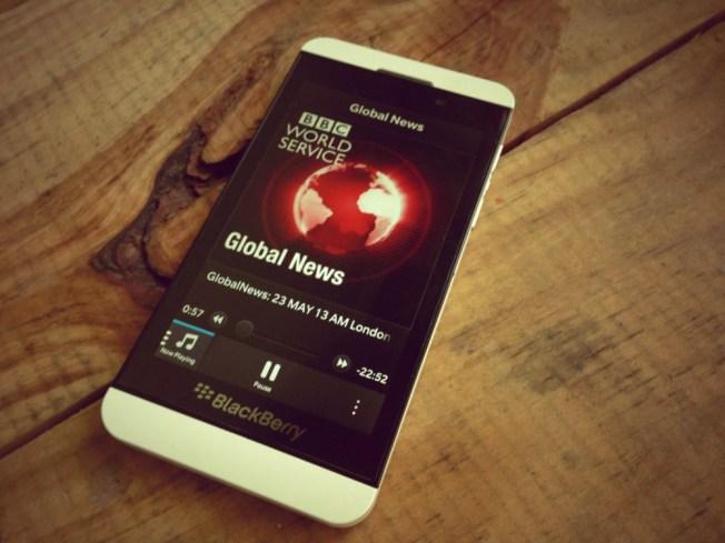 Nobex Podcast and Radio app