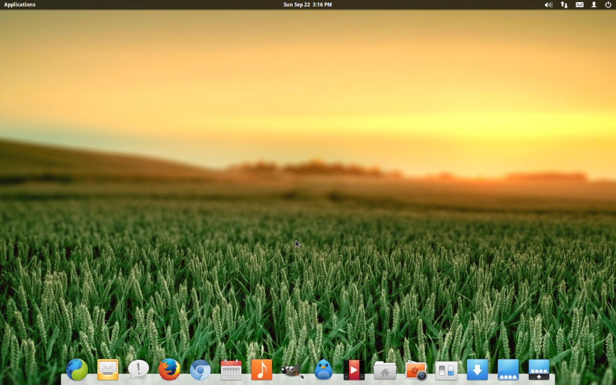The elementary OS desktop is one of the most beautiful and easy to use out-of-the-box Linux distributions.