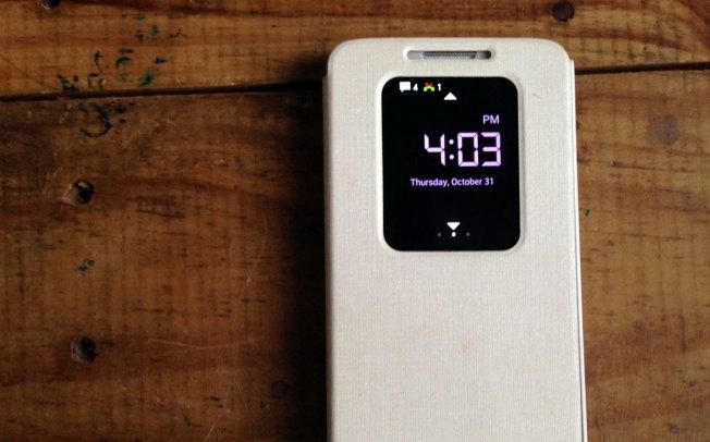 LG G2 quick window phone case