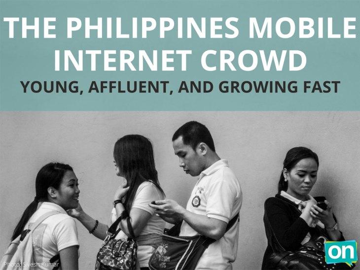 PH Mobile Internet Users