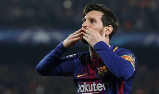 Messi Quicker To 100 Champions League Goals Than C. Ronaldo