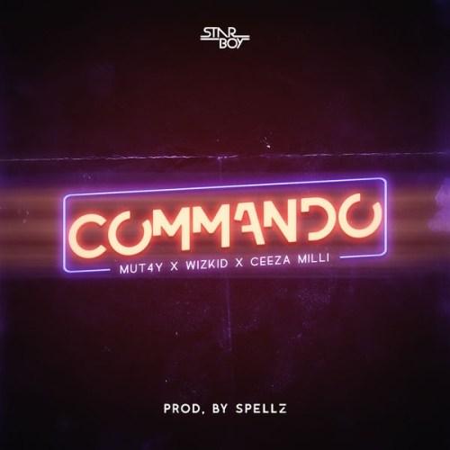 Wizkid ft Ceeza milli & mut4y - Commando
