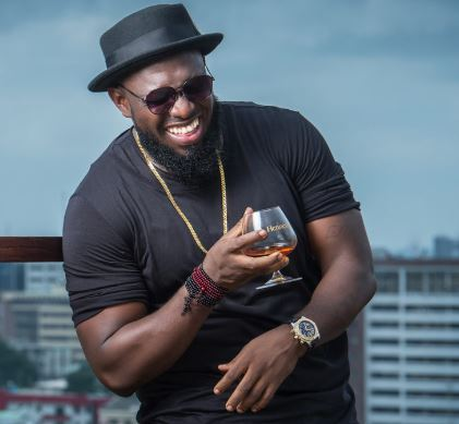 Timaya Celebrates His Birthday In Company Of His New Son