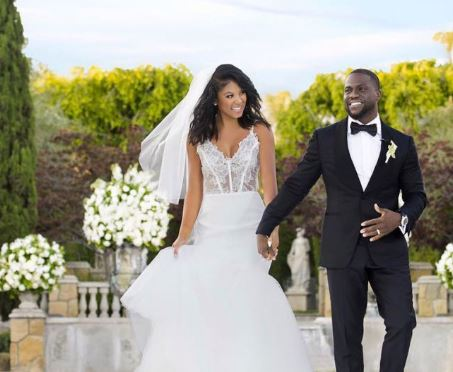 Kevin Hart Celebrates Second Wedding Anniversary With His Wife