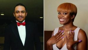 'You should have used postinor' – Daddy Freeze tells Wizkid's babymama, Shola