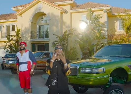 VIDEO: Kcee x Wizkid - 'Psycho'