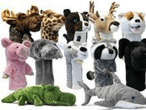 ● Headcovers
