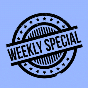 A Weekly Special
