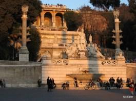 Pincio - Piazza del Popolo - Rome