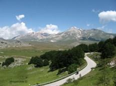 Italy-Abruzzo- Gran Sasso e Campo Imperatore