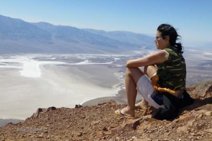Death Valley - Dante's view