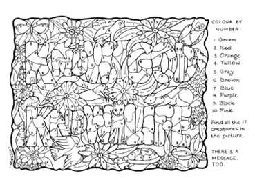 Easter Colouring Puzzle Bible Activity Sheets For Kids Calvary Curriculum Revised Scroll Down To Numbers NT079 NT095 Each Booklet Has One