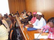 Consiglio della Federazione Sindacale Mondiale, Ginevra 2008