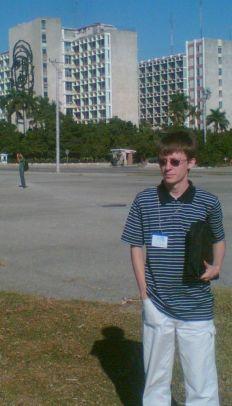 Plaza de la Revolución, Cuba 2005