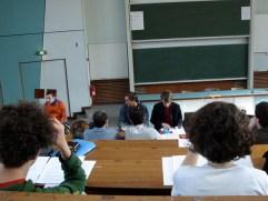 Festival Internazionale di Solidarietà Studentesca, Dijon (Francia) 2007