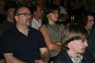 Con Sergio Savoia, coordinatore dei Verdi