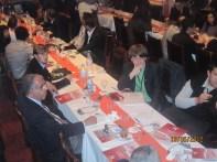 Con Semih Koray, responsabile esteri del Partito dei Lavoratori di Turchia, Istanbul, maggio 2012