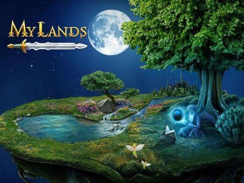 May Lands.