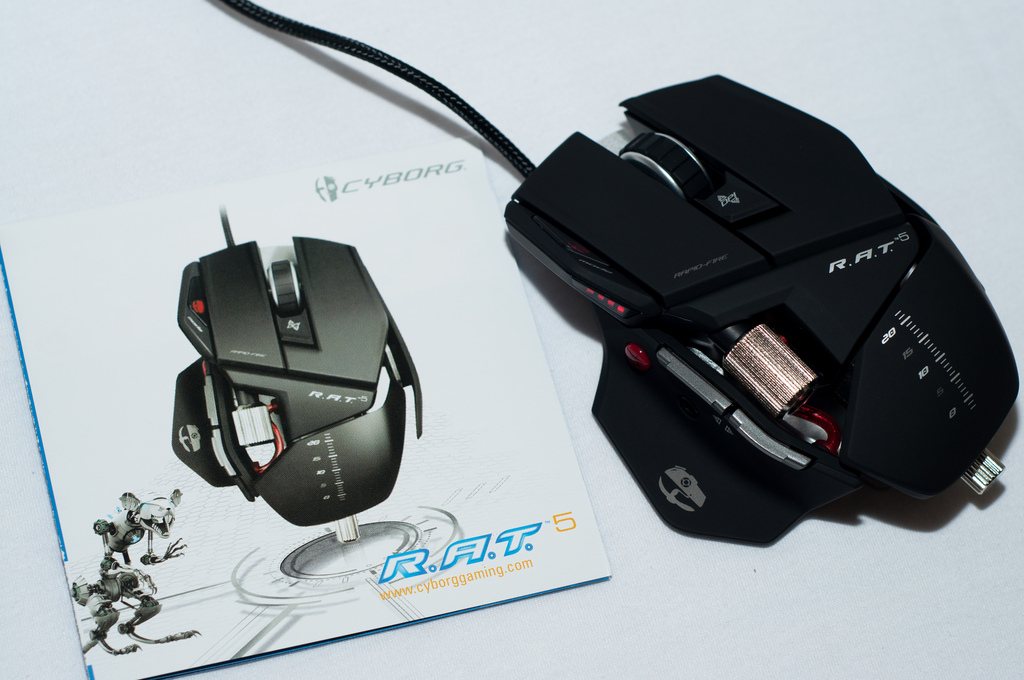 Best gaming mouse black friday deals