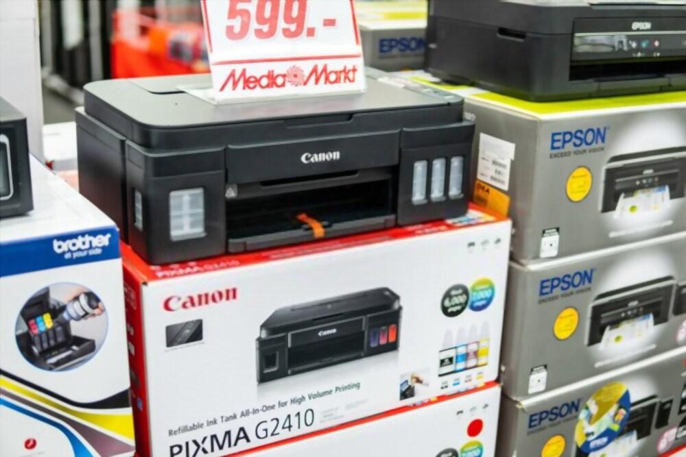 Top 5 Best Canon Laser Printers Black Friday Deals 2020