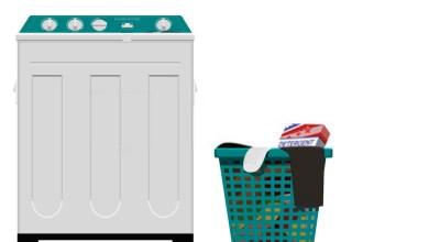 Top 5 Best Giantex Portable Mini Compact Twin Tub Washing Machine Black Friday Deals 2020