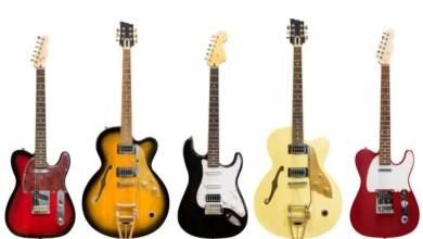 Top 10 Best Black Friday Guitar Deals 2021