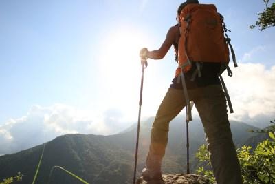 登山 目標を達成する力