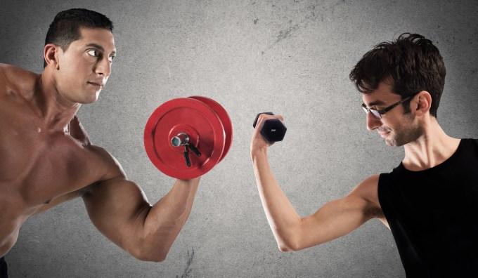 筋トレで腕を鍛える方法3選!トレーニング効果アップの秘訣を大公開