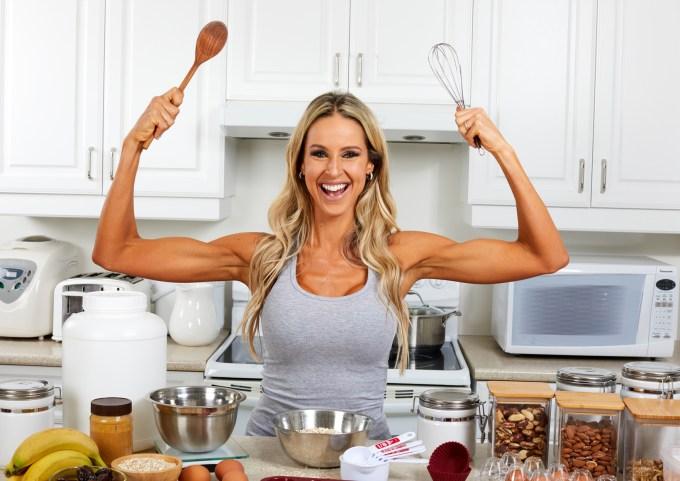 筋肉に良い栄養がある食事をつくる