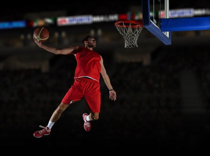 バスケットボールプレイヤー