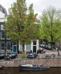 Small Canal View - Max Brown District Amsterdam