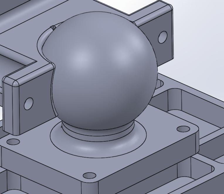 Ball Joint Prototype SLA