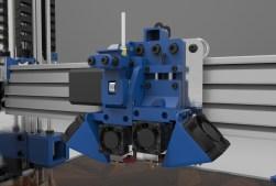 Extruder Hybrid Setup