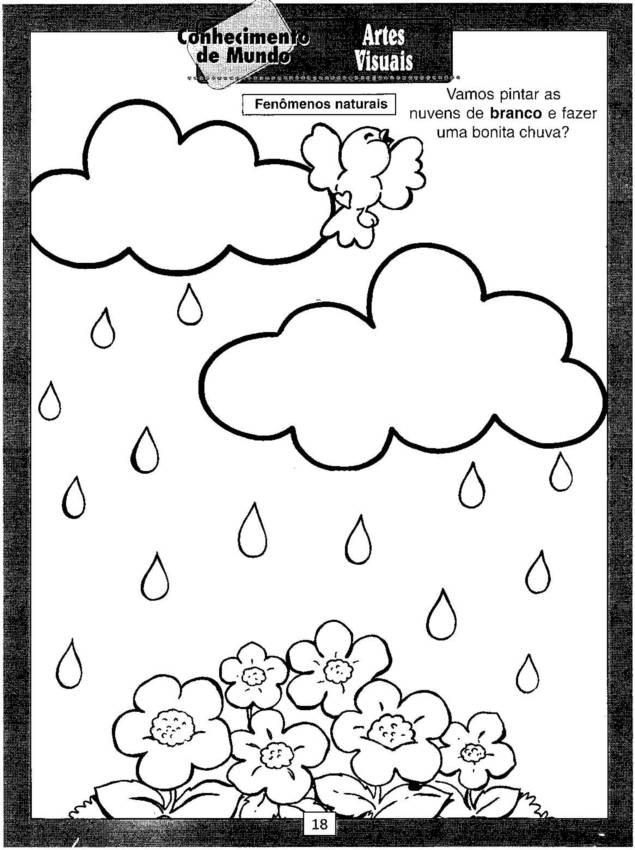 Muito 26 excelentes Atividades de Artes para Imprimir: Ensino  NY47